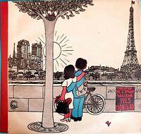 DOUBLE ALBUM 33 TOURS YVES MONTAND AU THÉÂTRE DE L'ETOILE
