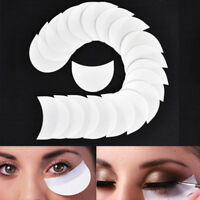 1-100pcs Eye Shadow Shields Protector Pads For Eyes Lips Makeup Application Tool