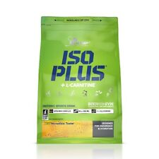 "OLIMP ISO PLUS L-CARNITINE 1505G ISOTONISCHES GETR�""NK"