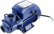 New 12hp Electric Industrial Centrifugal Clear Clean Water Pump Pool Pond 370w