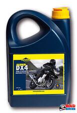 10W-40 4 temps moto huile moteur 10W40 4 LITRES 4L PUTOLINE Dx4
