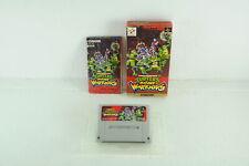 Teenage Mutant Ninja Turtles: Mutant Warriors - Nintendo Super Famicom - SFC - u