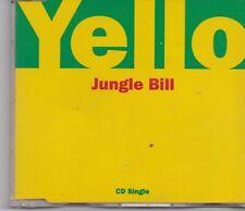 YELLO-Jungle Bill CD maxi single 5 tracks