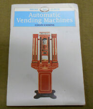#T83.  AUTOMATIC VENDING MACHINES HISTORY BOOK