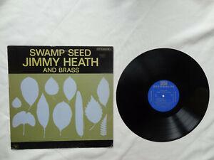 Jimmy HEATH - Swamp seed  LP Jazz -  US Original - Mono DG  VG++