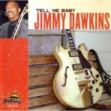 Tell Me Baby - Jimmy Dawkins (2004, CD NIEUW)