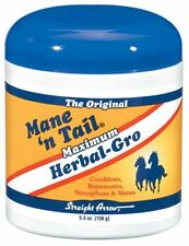 Mane'n Tail Maximum Herbal-Gro, 5.5 oz
