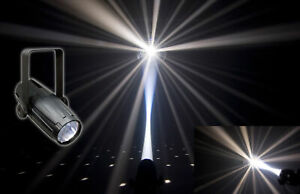 Chauvet DJ LED Pinspot 2 Spot Light Lighting Fixture For Church Stage Design