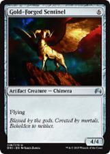 Gold-Forged Sentinel x4 NM Magic the Gathering MTG Magic Origins, # 226