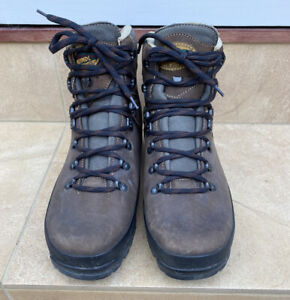 Meindl Borneo Pro MFS Leather Walking Boots Size 11