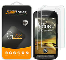 2X Supershieldz Tempered Glass Screen Protector Saver For Kyocera DuraForce PRO