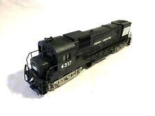 Mantua Tyco HO Train Locomotive Penn Central 4317