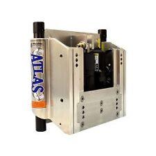 "TH Marine ATLAS Hydraulic Jack Plate 4"" Set Back Mercury Yamaha OMC AHJ-4V-DP"