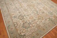 Old Handmade Wool Traditional Persian Heritage Oriental Area RUG Carpet
