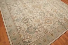 Old Handmade Wool Traditional Parsian Heritage Oriental Area RUG Carpet