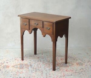 Antique Oak Table SideTable Low Boy  - Delivery Available
