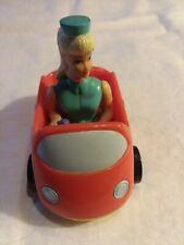 "Toy Story Barbie Pink Car Disney Pixar 3"" McDonalds Happy Meal 1999 Mattel"