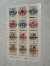 Fleer Genuine MLB 2005 Baseball Card Print Proof Front and Back Ichiro Suzuki