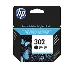 Cartucho tinta HP F6u66ae negro 302 Officejet 3830