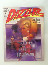 MARVEL GRAPHIC NOVEL#12 DAZZLER THE MOVIE SHOOTER COLLETTA X-MEN CLASSIC NM NEW