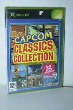 CAPCOM CLASSICS COLLECTION VOL.1 GIOCO NUOVO SIGILLATO XBOX ED ITA PAL VBC 731