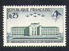 FRANCIA 1965 SCUOLA DI VOLO/piani/Aeromobile/Volante/volo/trasporto 1v (n37369)