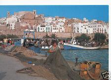 Spain Postcard - Costa Del Azahar Peniscola   EB92