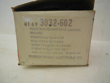 NEW ROBERT SHAW UNI-LINE 3032-602 COLD CONTROL 3032602