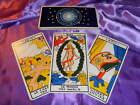 RARE : Tarot de Marseille de 24 arcanes majeurs ! Jeu de cartes divinatoires