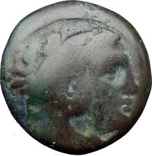 Alexander III the Great 336BC Ancient Greek Coin Hercules Bow Club  i30304