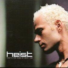 (AR950) Heist, That's the Kind of Man I Am - DJ CD