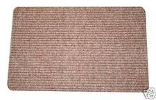 BNew Door Mat Polypropylene Doormat  80cm x 50cm Beige
