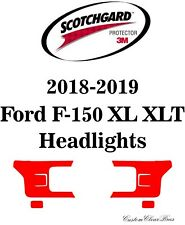 3M Scotchgard Paint Protection Film Clear Pre-Cut 2018 2019 Ford F-150 XL XLT