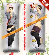 Game Japan Anime   Pillow case Dakimakura   PERSONA 4      Ryotaro Dojima