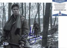 Will Poulter The Revenant Detroit Signed Autograph 8x10 Photo Beckett BAS COA #4
