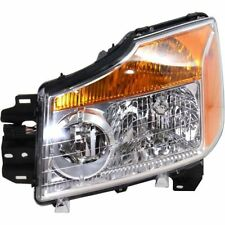 New CAPA Headlight (Driver Side) for Nissan Titan NI2502168C 2008 to 2015