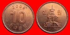 10 WON 2006 KOREA DEL SUR-18226