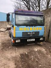 MAN 7.5 Ton Lorry 2005 4580cc
