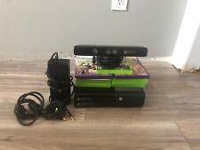 Microsoft Xbox 360 E with Kinect 4GB Black Console (PAL)