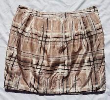 Forever New Mini 100% Silk Skirts for Women