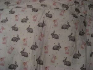 Single bed flanellette sheet set - fitted sheet- flat sheet and pillow case