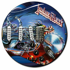 Parche imprimido, Iron on patch, /Textil sticker, Pegatina/ - Judas Priest, A