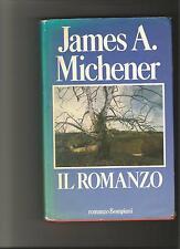 #70 - Il Romanzo - James A. Michener - Bompiani - 1993