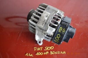 ALTERNATORE FIAT 500 1.4 BENZINA 100 HP