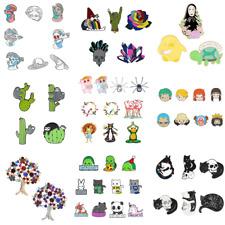 Collar Badge Corsage Jewelry Gift 2020 67 Styles Cartoon Enamel Brooch Pin