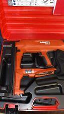 Hilti Bx3 Nail Gun Nee In Box With Nearly 2 Years Oc Warranty