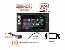 2006-2010 DODGE RAM  BLUETOOTH TOUCHSCREEN DVD CAR STEREO RADIO COMBO