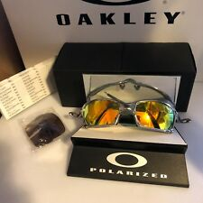 Oakley x squared polished sunglasses vintage authentic rare bob medusa