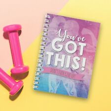 Slimming World Food Diary SW Compatible Diet Planner Weight Loss Journal | Pink