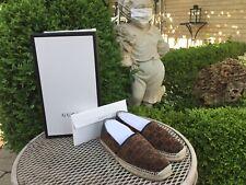 Authentic Men's Gucci Espadrille Size 7.5 G 8.5 US